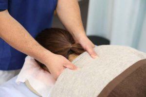 首・肩の指標検査